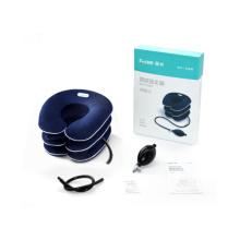 dispositif gonflable de traction de cou d'écarteur de vertèbre cervicale