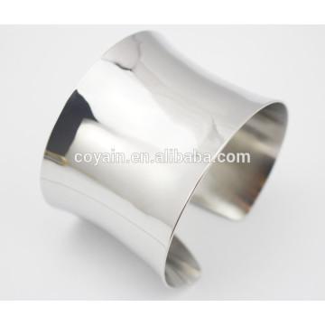 Diseños de brazaletes anchos más pulseras de brazalete de tamaño al por mayor