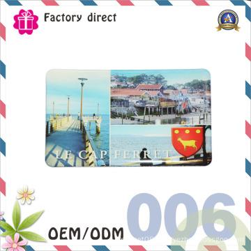 China Promotional High Quality Cheap Custom Epoxy Fridge Magnet