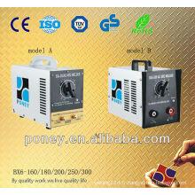 Machine de soudage portative homologuée en acier inoxydable sans accessoires