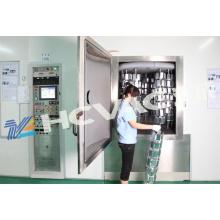 Mire la máquina de revestimiento por vacío / máquina de galjanoplastia de Ipg / planta de recubrimiento por vacío