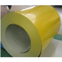 Bobina y placa de acero colorido de alta resistencia Fabricante