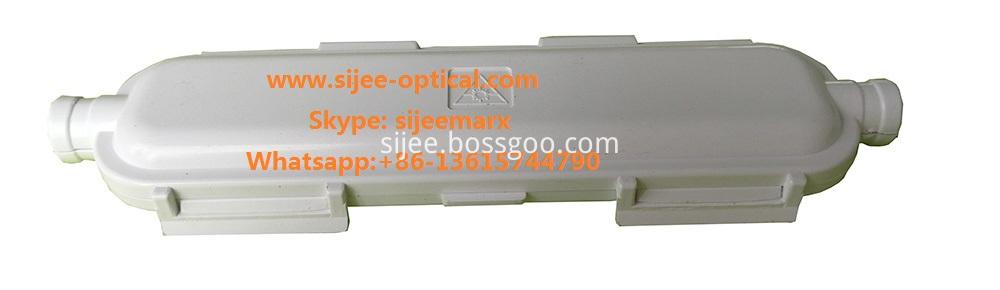 Fiber Optic Drop Cable Splicing Protective Box