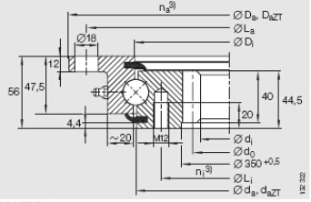 Slewing Bearing /Internal Gear