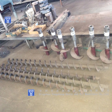 Oil Press Machine Spare Parts