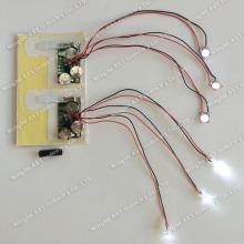 एलईडी मॉड्यूल, एलईडी flasher, ग्रीटिंग कार्ड के लिए एलईडी प्रकाश