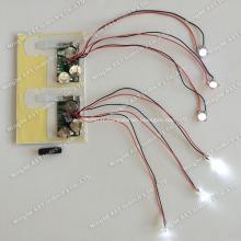 Modules LED, LED à languette coulissante, LED pour cartes de vœux