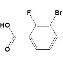 3-Bromo-2-Fluorobenzóico Acidcas No. 161957-56-8