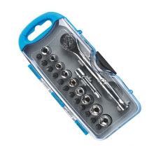 23 PCS Socket Tool Set Pack of Plastic Box