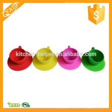 Hot-selling Anti-dust Silicone Cute Party Food Decorations Tools