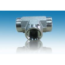 Accessoires de tuyaux et adaptateurs hydrauliques Bsp Hydraulic