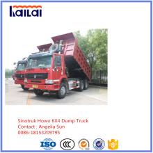 Camión Volquete HOWO Dump Truck 6X4 Sinotruk