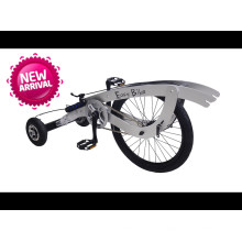 Levante-se Bike Running Bike Meia Bicicleta Foldable Bike