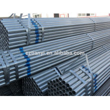 ASTM A53/A106 gr.b carbon seamless steel pipe/galvanized iron steel pipe