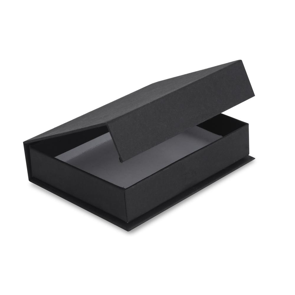 Black Book Shape Rigid Box