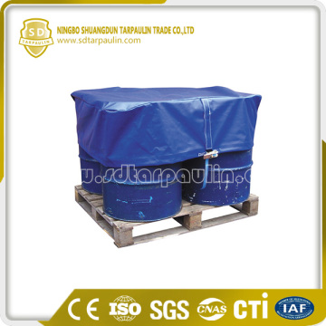 PVC Pallet Cover Industrial Cover Tarpaulin