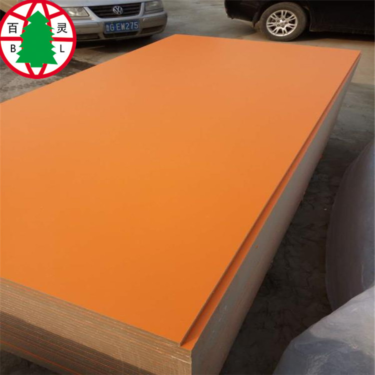 White+Color+Melamine+MDF+With+Two+Sides