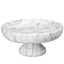 Italy Marble 10 In Fruit Bowl