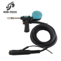 Ce Certificated Metal Welding Soldering Flame torch mig welding Gas Cooled LB150 spool gun