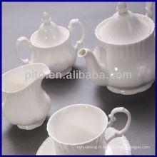 Ensemble de thé set de café en osaine