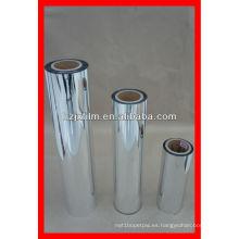 Poliéster metalizado
