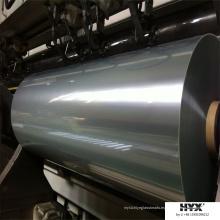 Película de poliéster base metalizada