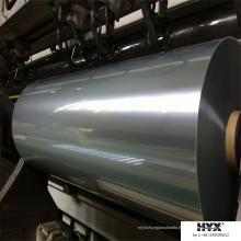 Film de polyester de base métallisé
