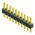 2.00mm pitch needle straight single row connector