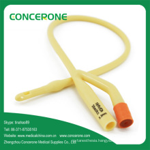 2-Way Medical Latex Foley Catheter Manufacturers 16fr 30ml