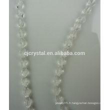 Perles en cristal de pavé de diamant