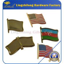 Massenpreis Alle Länderflaggen-Abzeichen