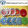 Betonboden Diamantwerkzeuge HTC Schleifpad und Trapez-Schleifscheibe