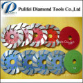 Concrete Floor Diamond Tools HTC Grinding Pad and Trapezoid Grinding Disc