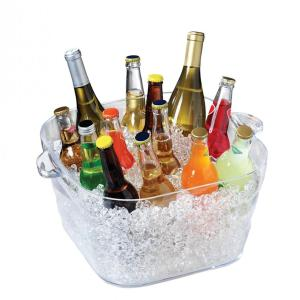 Big Square Party tub ice bucket design