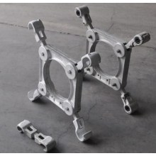 Hot-dip galvaniserad Jumper Suspension Clamp