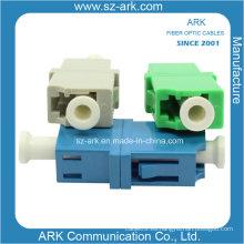 Adaptadores de fibra óptica simplex LC / PC