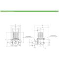 Unité de traitement de la source d'air pneumatiques ESP Série DR Régulateur de pression d'air