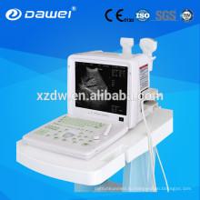 Лучшие портативные аппараты УЗИ для DW360 портативный 12-дюймовый светодиодный ультразвуковое сканирование машина