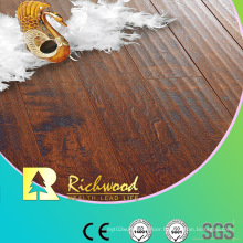 8.3mm E1 HDF Embossed V-Grooved Waxed Edged Laminate Flooring