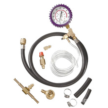 Fuel/Oil Pressure Tester Kit/Gauge Kit with CE (IS7828)