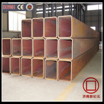 ERW Hollow Section Rectangular Steel Pipe