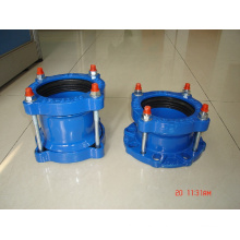 Ductile Iron Universal Coupling for Steel / Ductile Iron / PVC Pipe