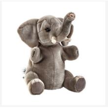 Elefante de pelúcia olho de cristal