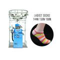 Rainbowe mode circulaire invisible machine à tricoter chaussette en vente avec bon prix