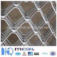 Grès métallique à grille galvanisé