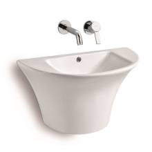 G802 Wall Mounted Ceramic Basin