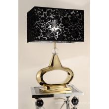 Moderna de cobre de iluminación de la casa de mesa (6068-207AT)