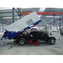 2015 Euro IV camión de lavado de la calle para la venta, Dongfeng camión de la barredora