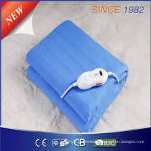 Ce GS CB Approval Electric Heating Blanket with Auto off Timer