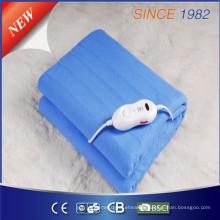 Ce GS CB Aprovação Cobertor de aquecimento elétrico com temporizador de desligamento automático